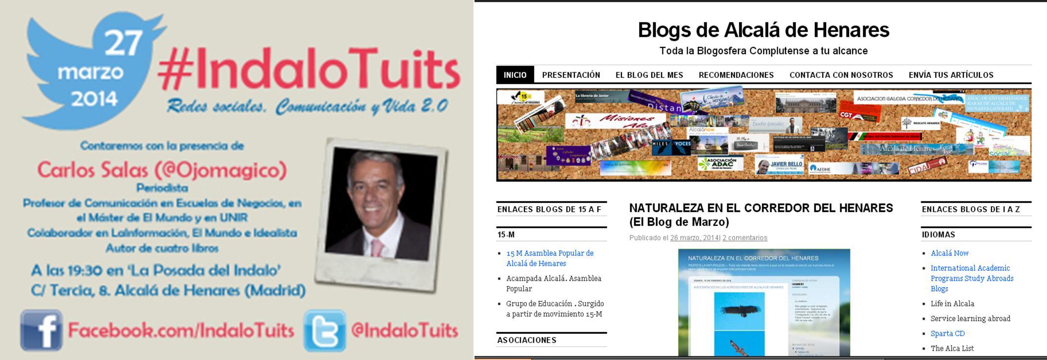 indalotuits blogs de alcala